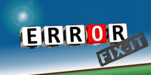 errorfixit